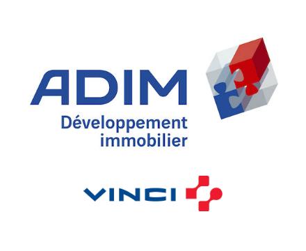 ADIM Développement immobilier - VINCI